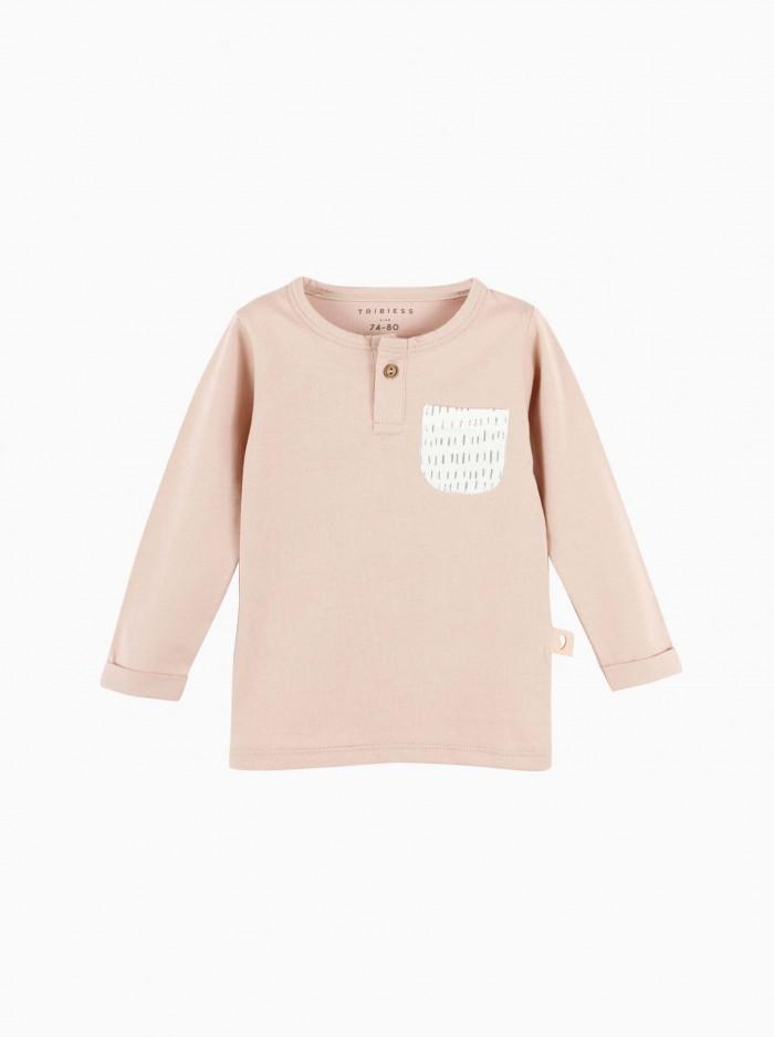 camiseta panadera · rosa misty