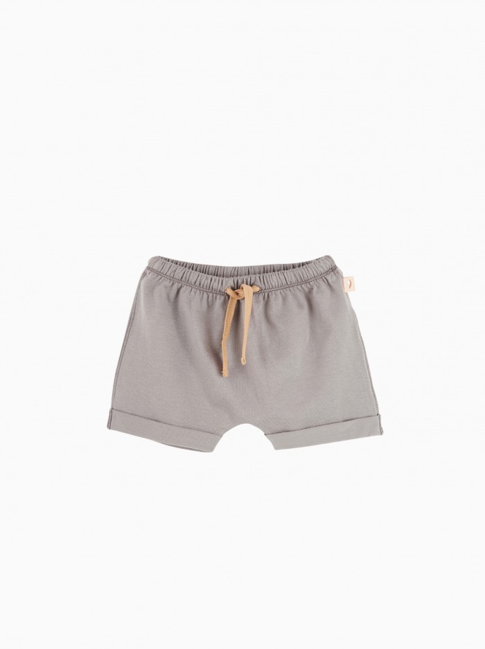 baggy shorts · grey