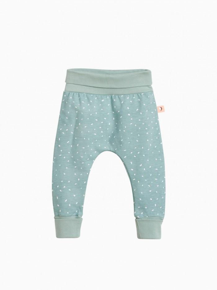 baggy pants · minty dots