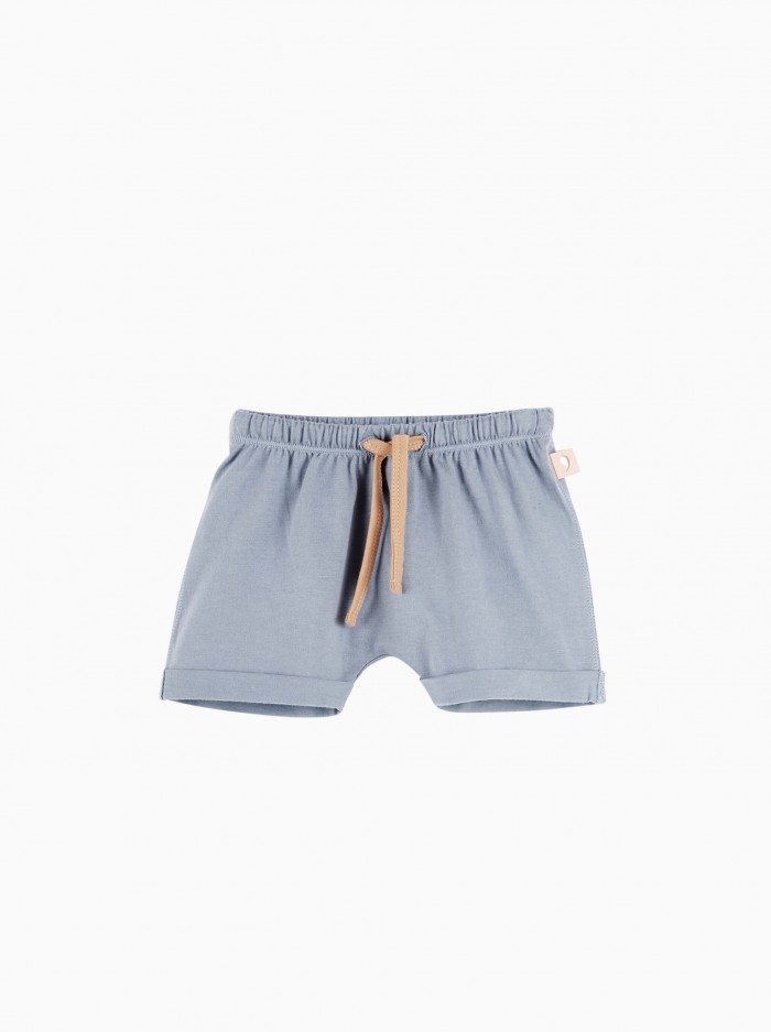 baggy shorts · denim