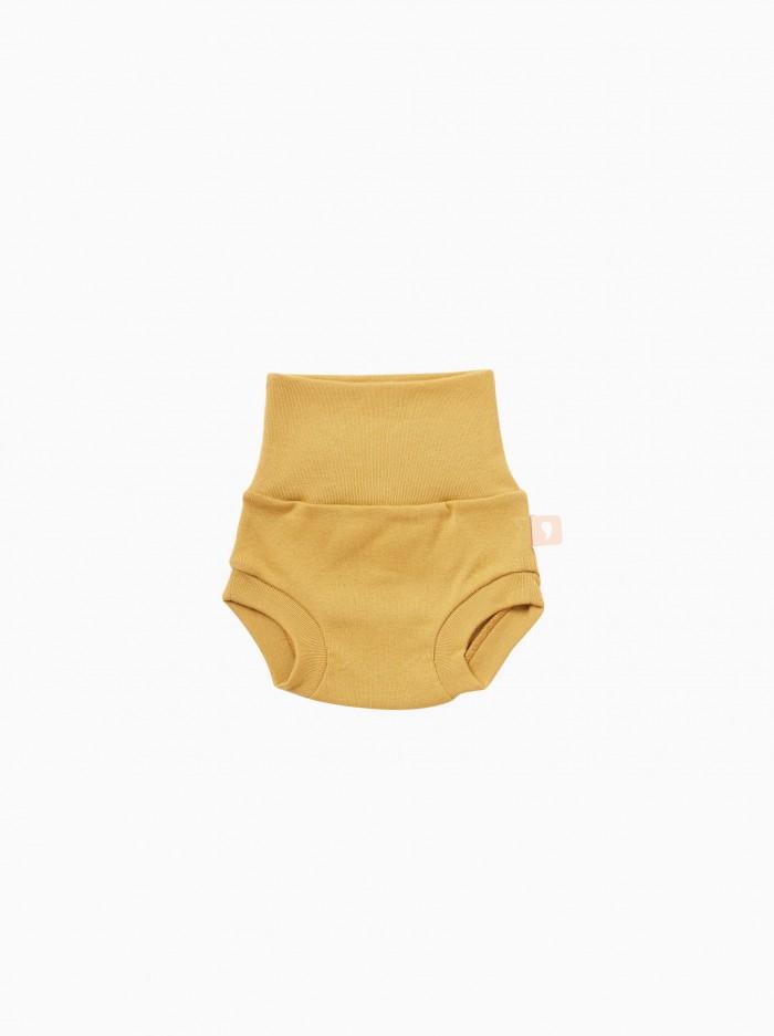 baby bloomer · mustard