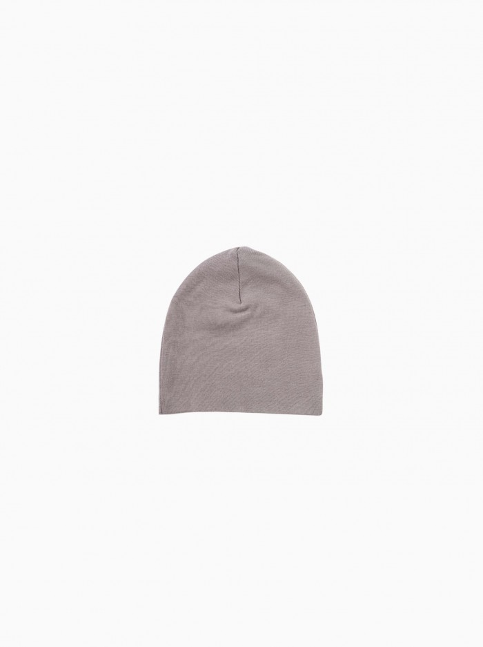 newborn hat · grey