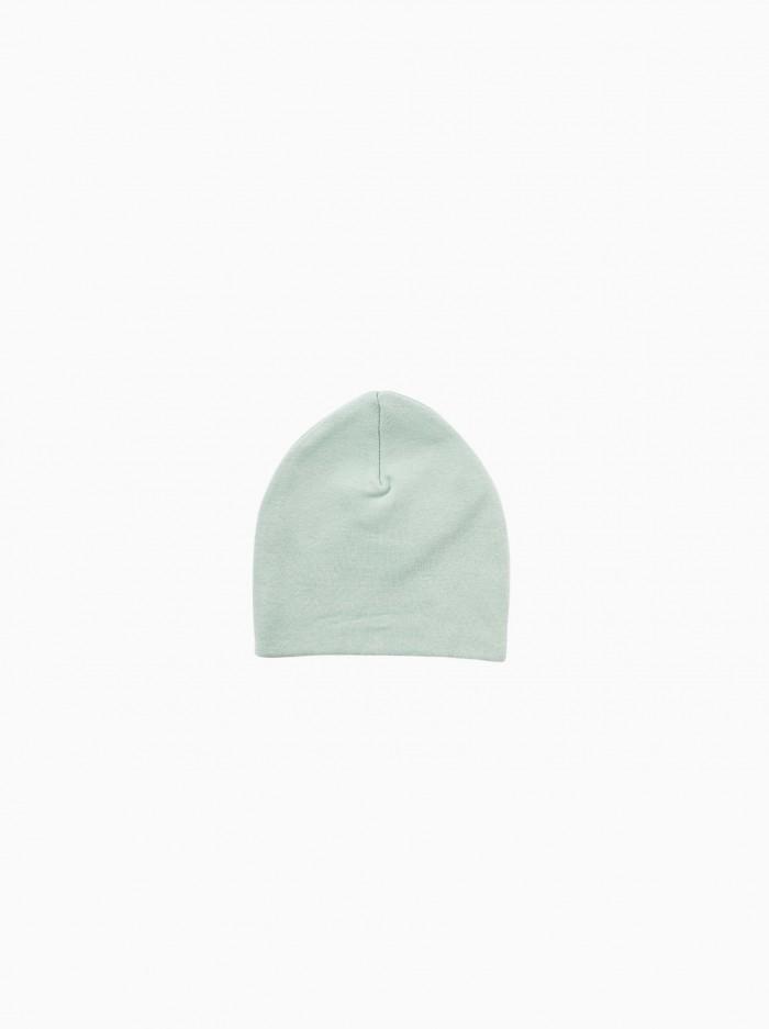 newborn hat · green surf