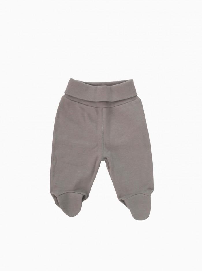 baby footed pants · grey