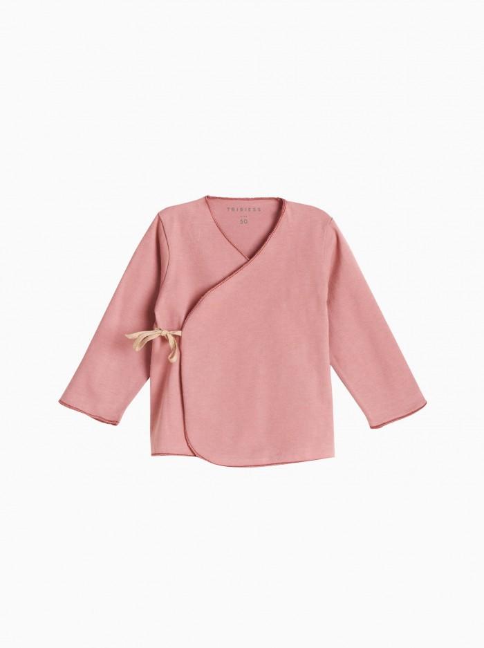 baby kimono shirt · cherry
